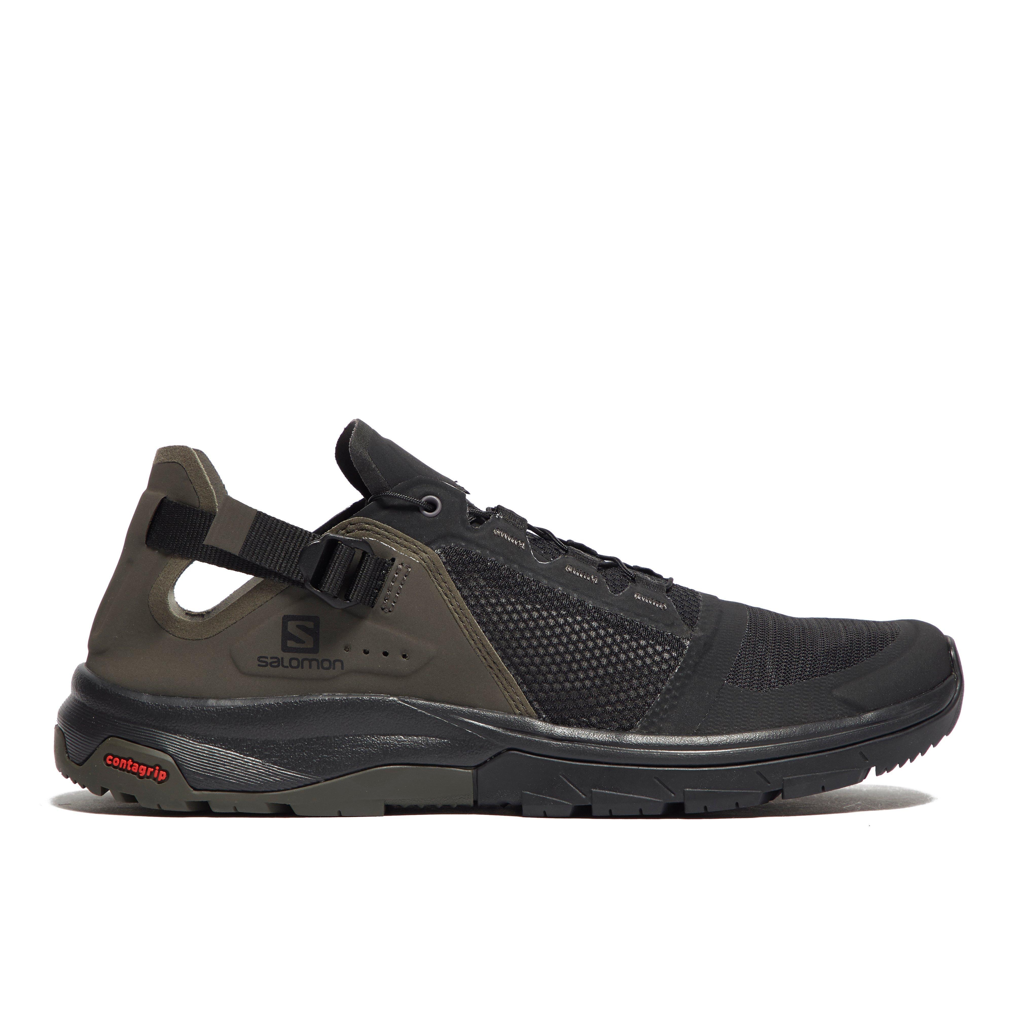 5d982721e3c0 Details about Salomon Techamphibian 4 Men s Water-Shedding Shoes