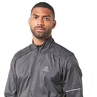 Salomon Agile Wind Men's Trail Running Jacket