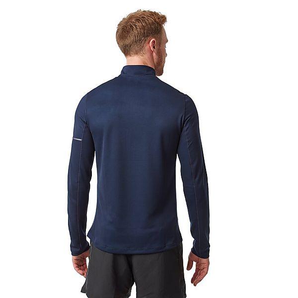 Salomon Agile Half Zip Mid-Layer Men's Running Top