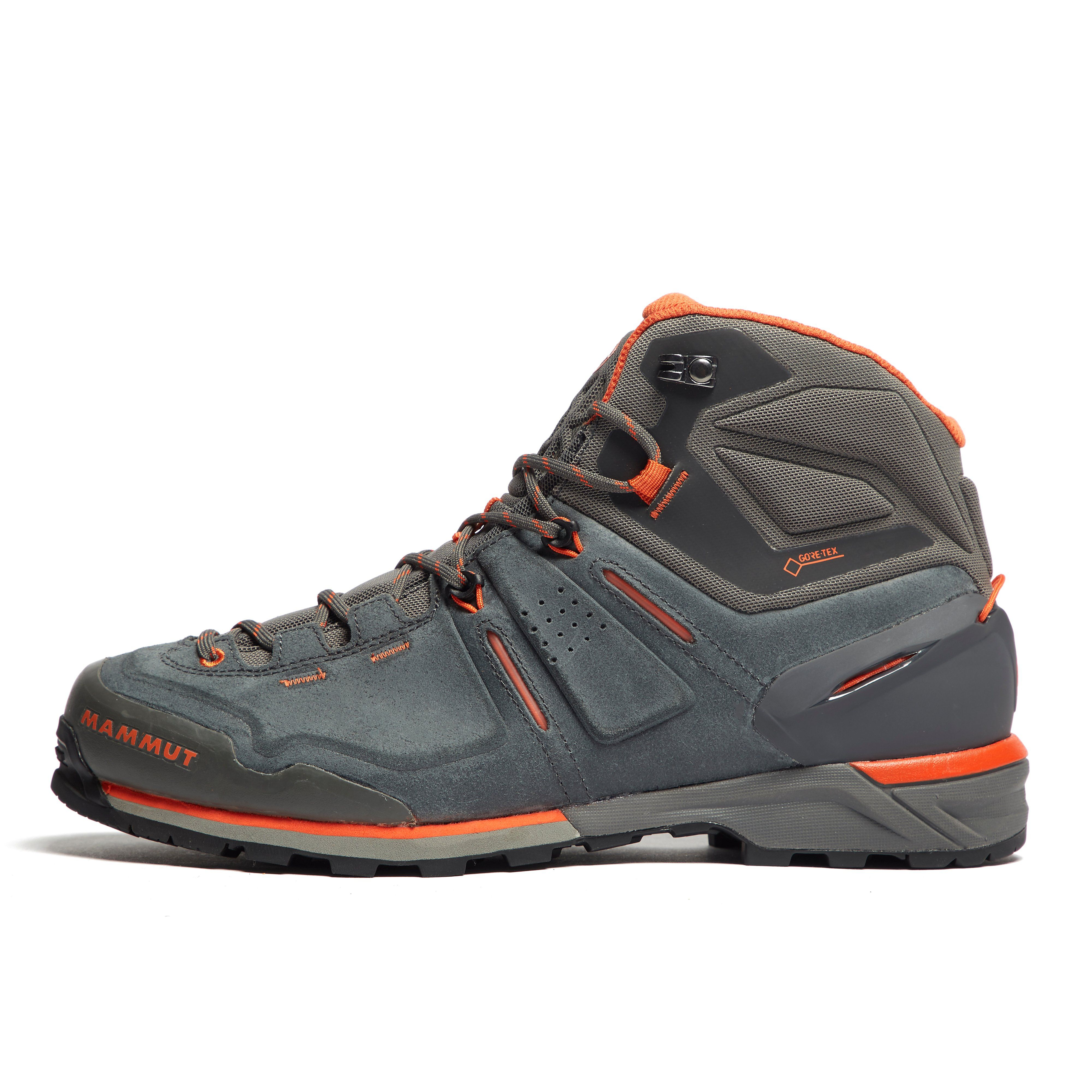 latest fashion where can i buy exclusive deals Mammut Alnasca Pro Mid GTX Men's Walking Boots | activinstinct