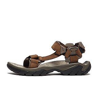 Teva Terra Fi 5 Leather Men's Sandals