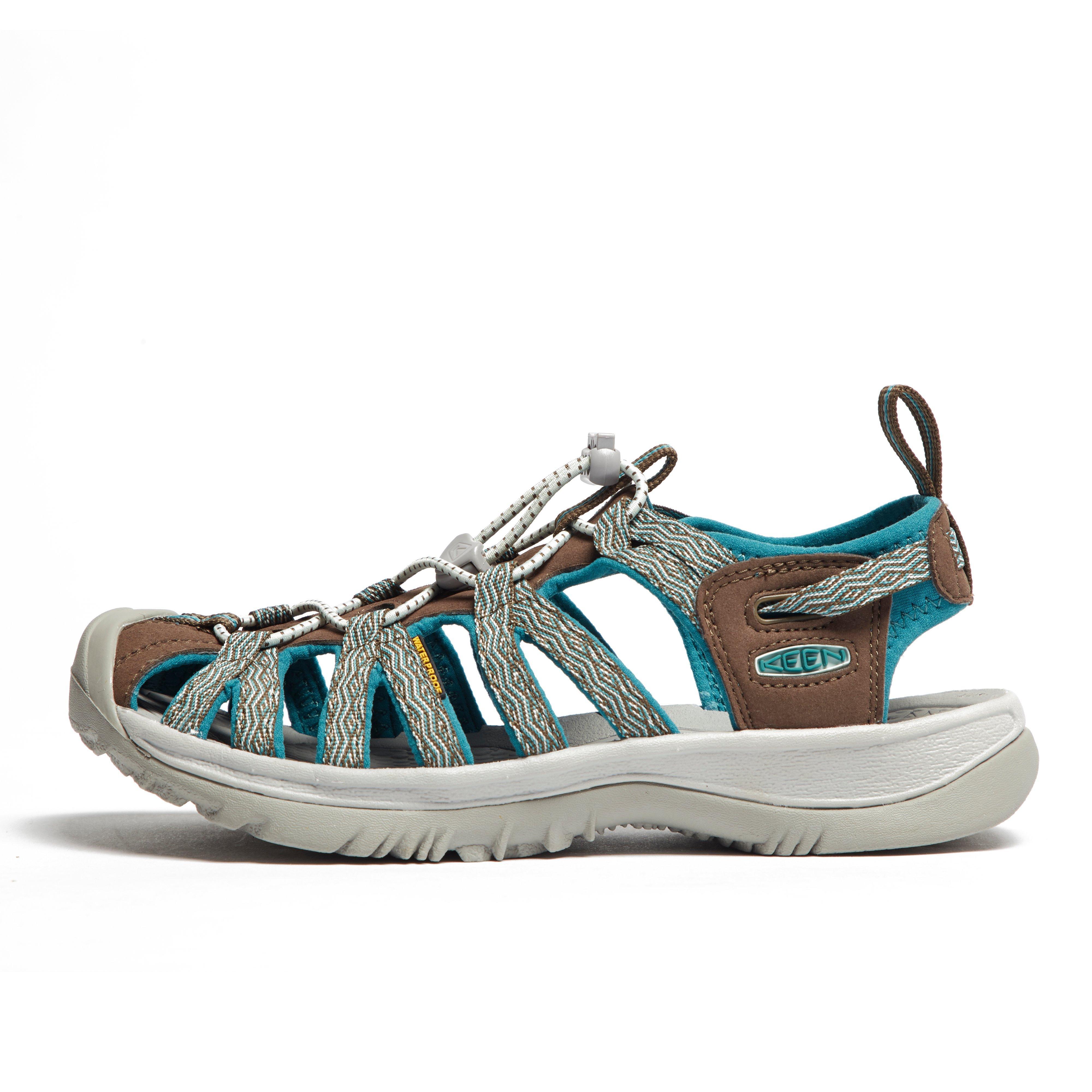 5581ac7402b6 Details about Keen Whisper Women s Walking Sandals