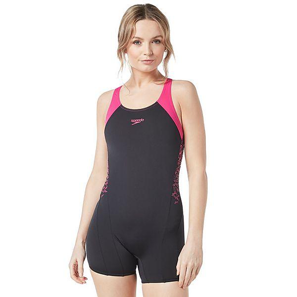 latest fashion new release top-rated latest Speedo Boom Splice Racerback Women's Legsuit. | activinstinct