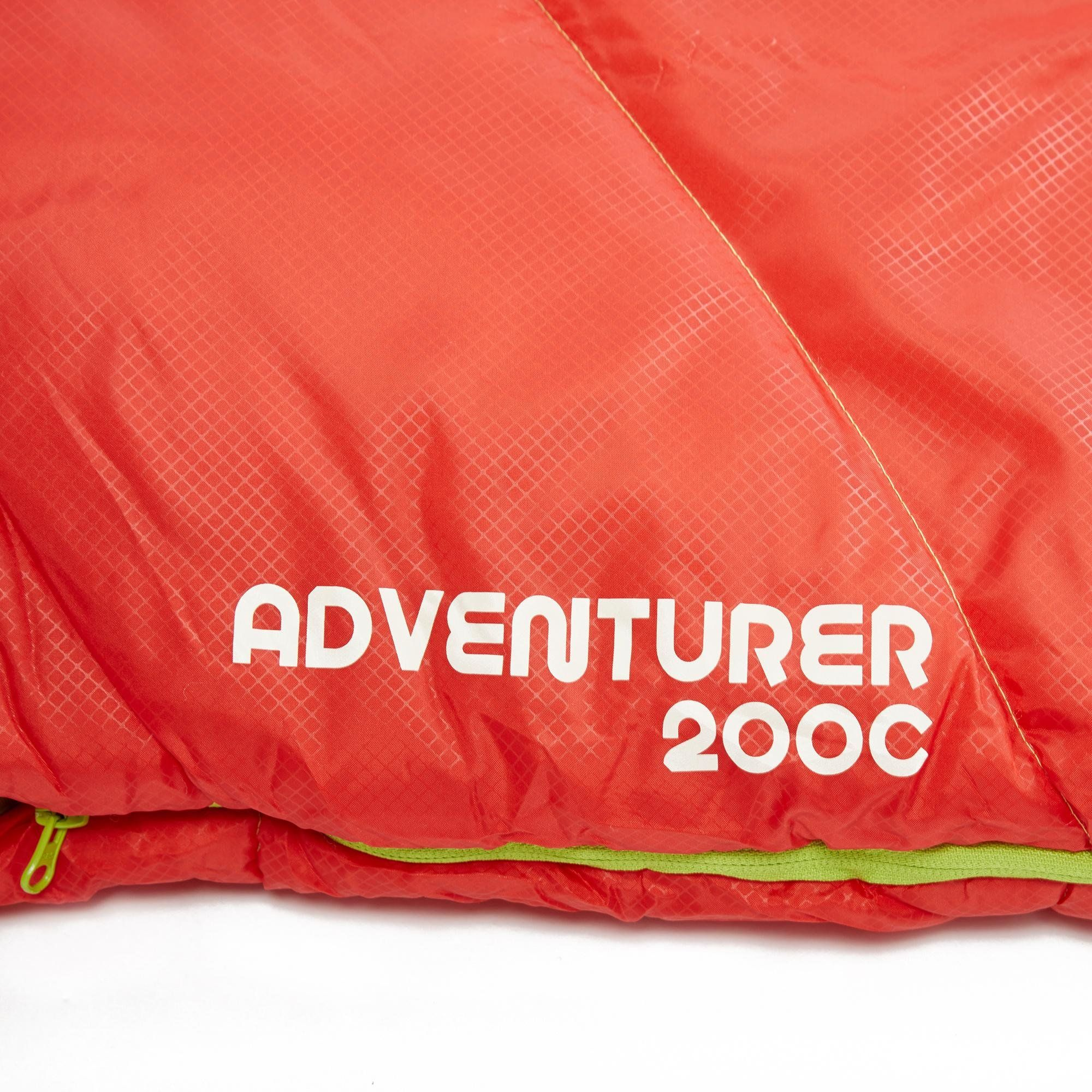 EUROHIKE Adventurer 200C Sleeping Bag