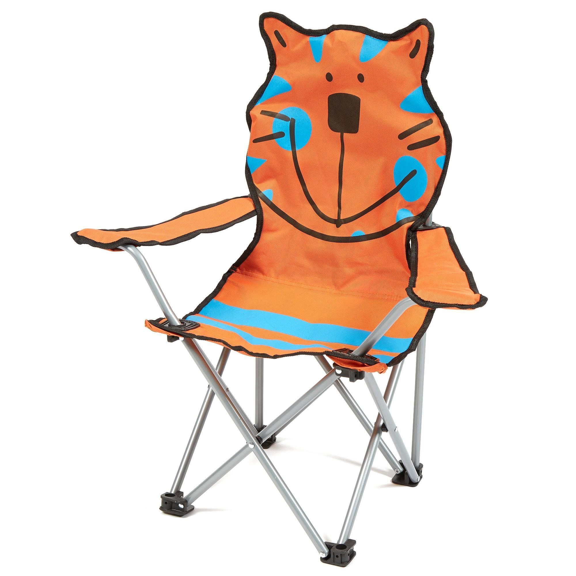 EUROHIKE Junior Tiger Chair