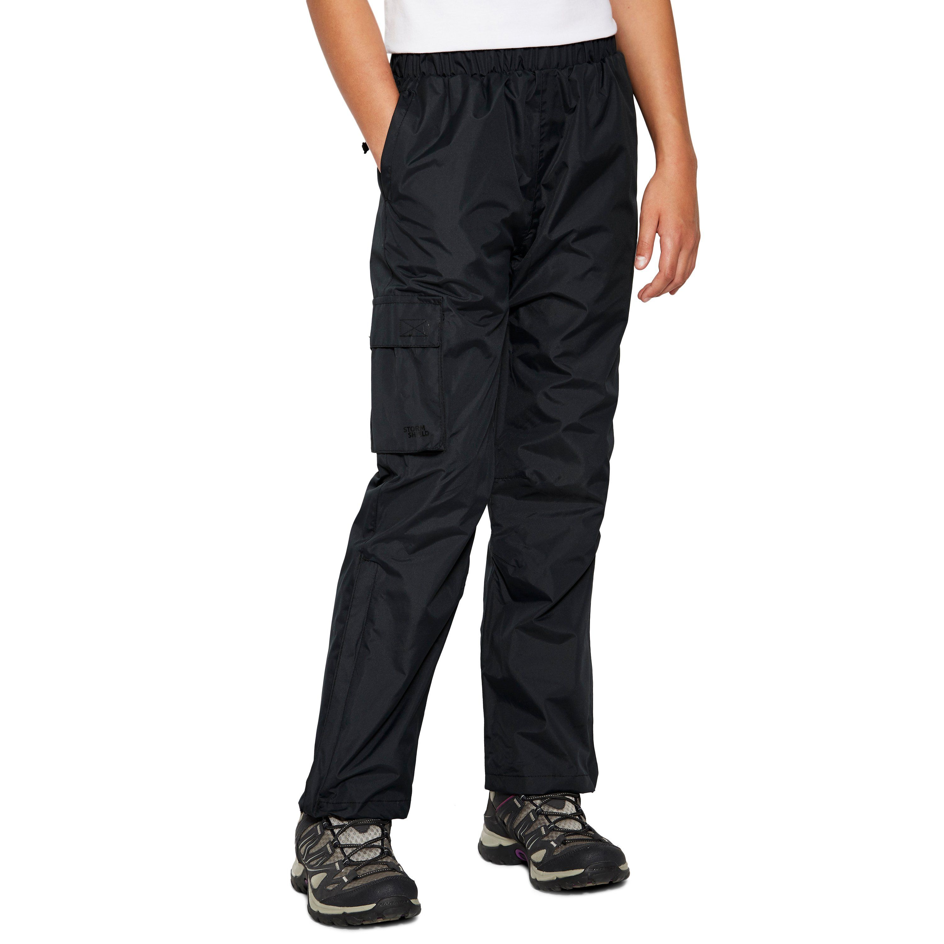 Peter Storm Kids' Storm Waterproof Trousers