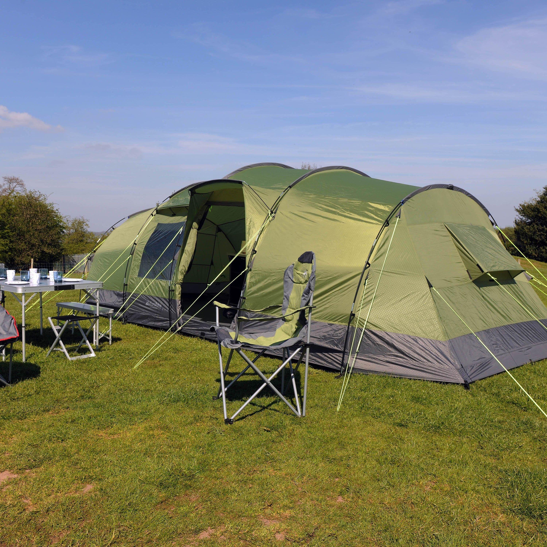 Eurohike Buckingham Elite 8 Person Tent