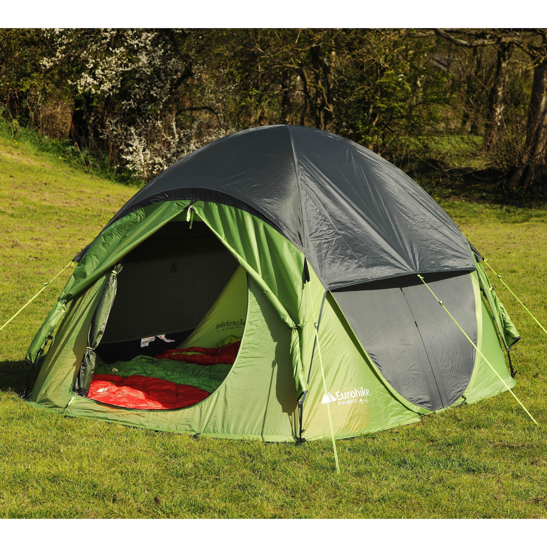 Eurohike Pop 400 DS Tent & Eurohike Pop 400 DS Tent | Millet Sports
