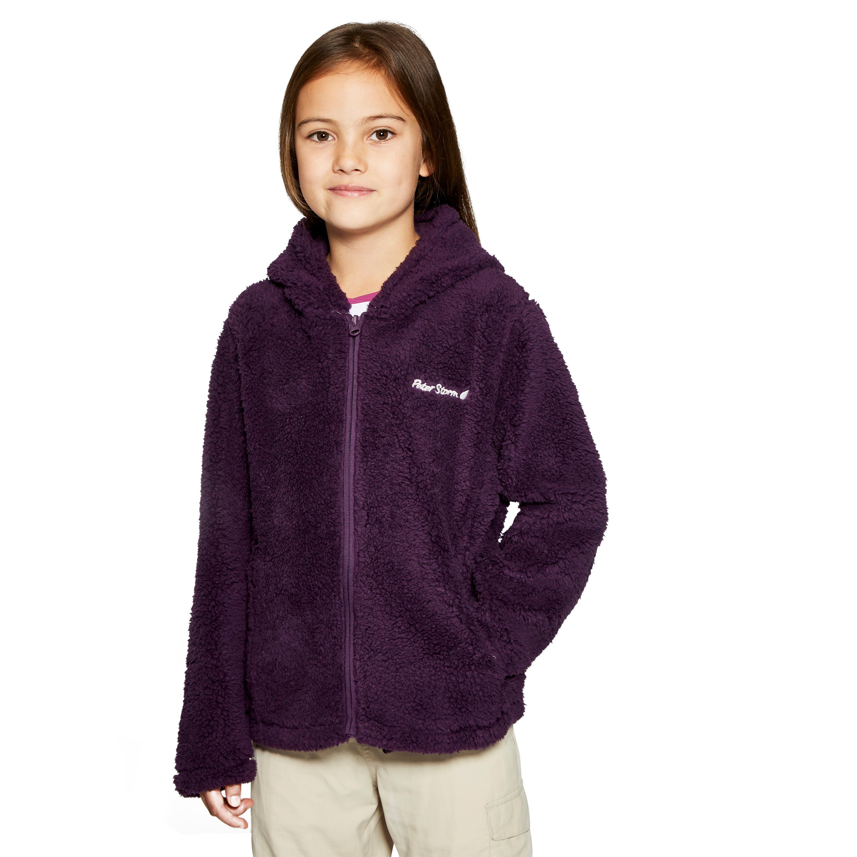 Peter Storm Kids' Teddy Full Zip Fleece