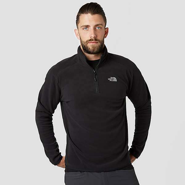 The North Face Glacier 1/4 Zip Men's Fleece