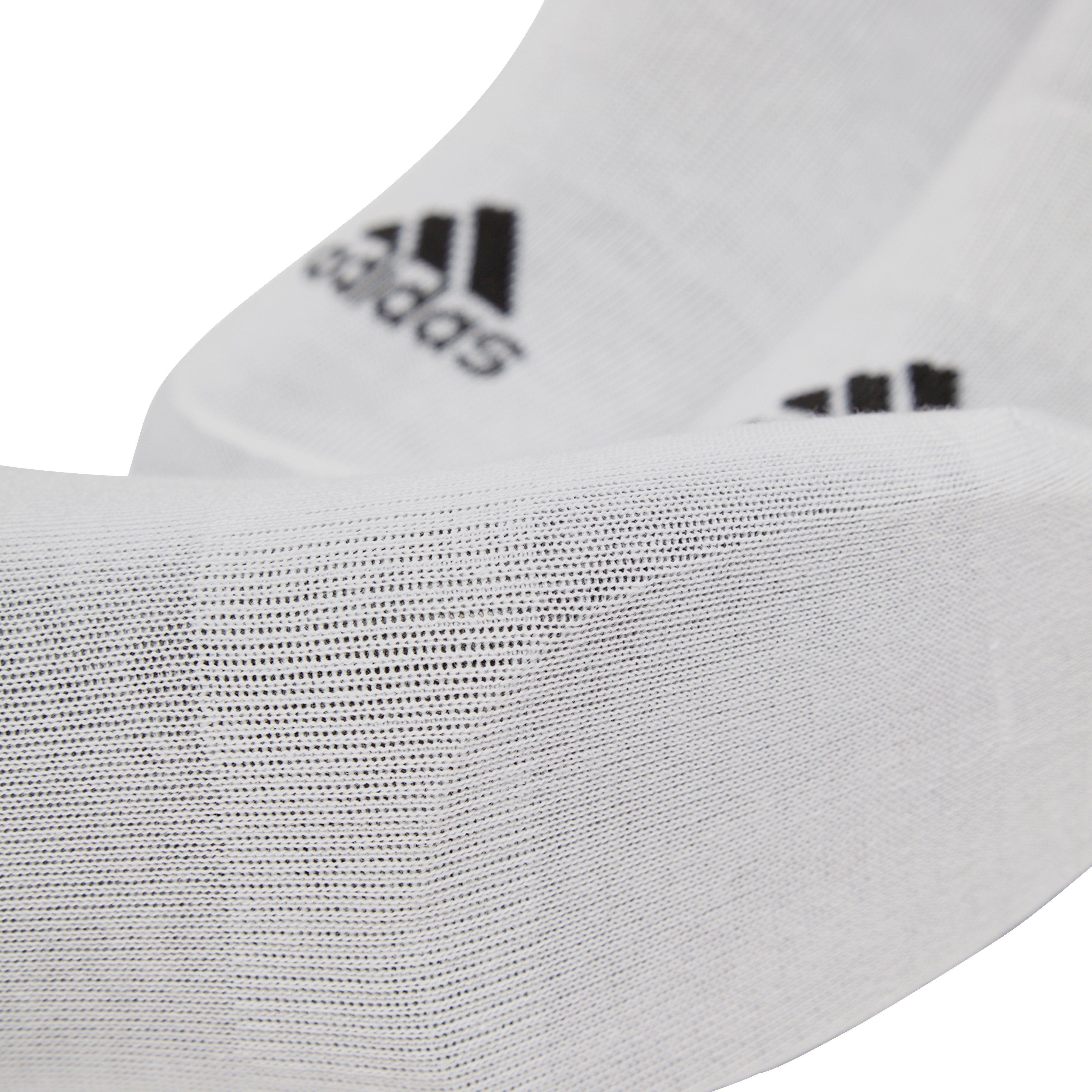 adidas No-Show Thin Junior Socks (3 Pairs)