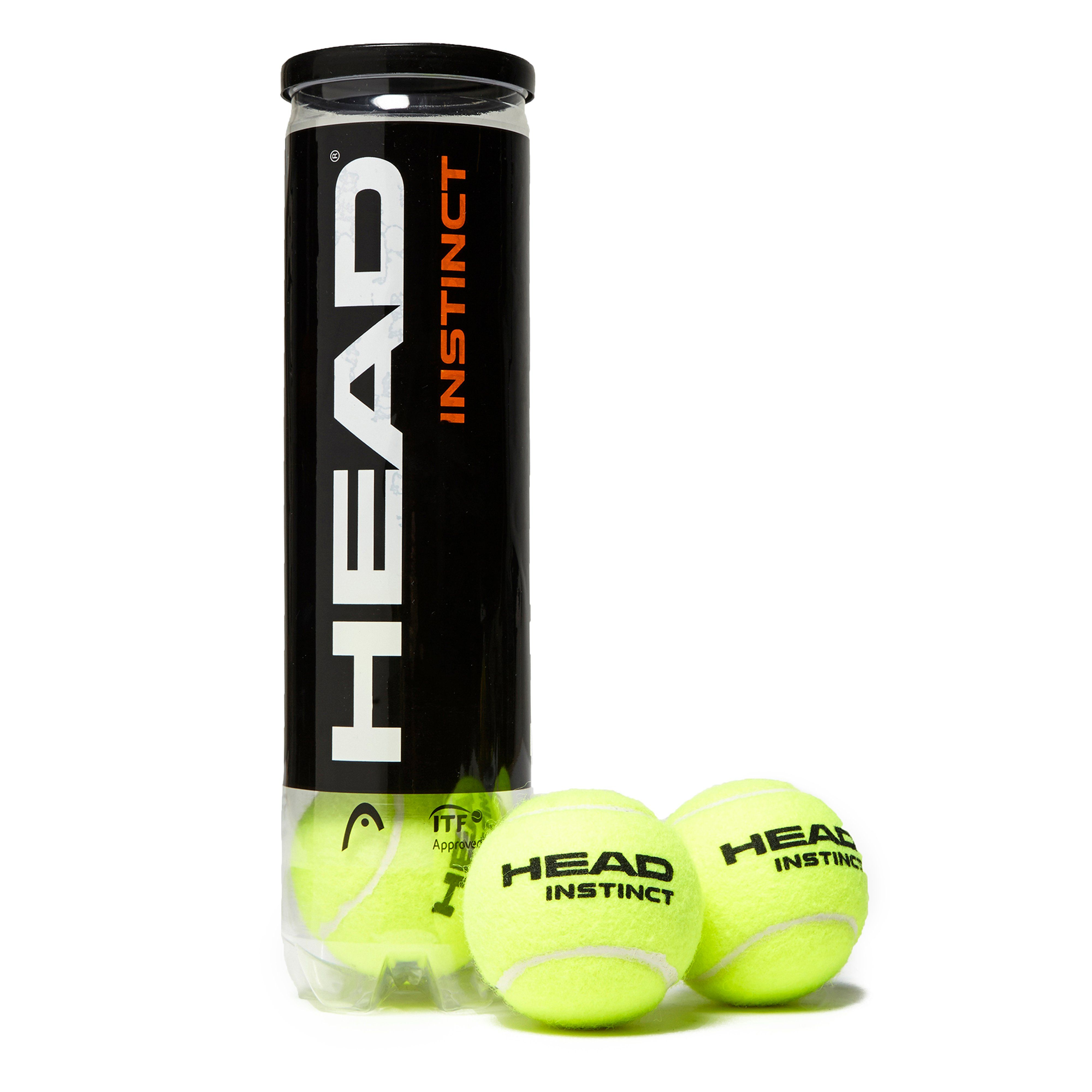 Head Instinct Tennis Balls (4 Ball Can)