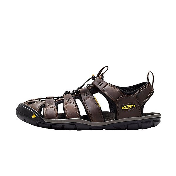 031b8edce46 Keen Clearwater CNX Leather Men s Walking Sandals