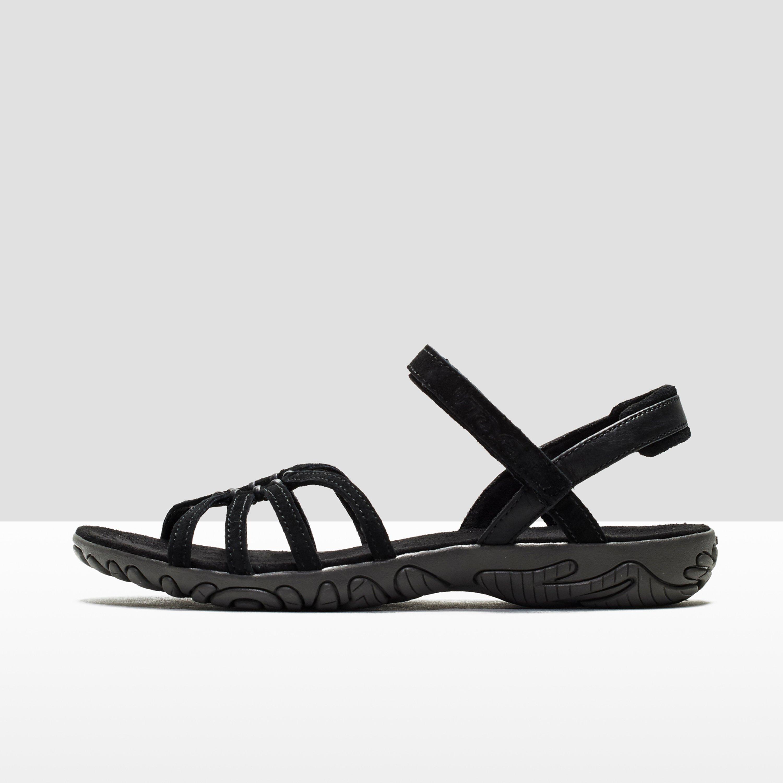 d44b46730b4f Details about Teva Kayenta Suede Ladies Sandal Outdoor Footwear Walking  Sandals Black