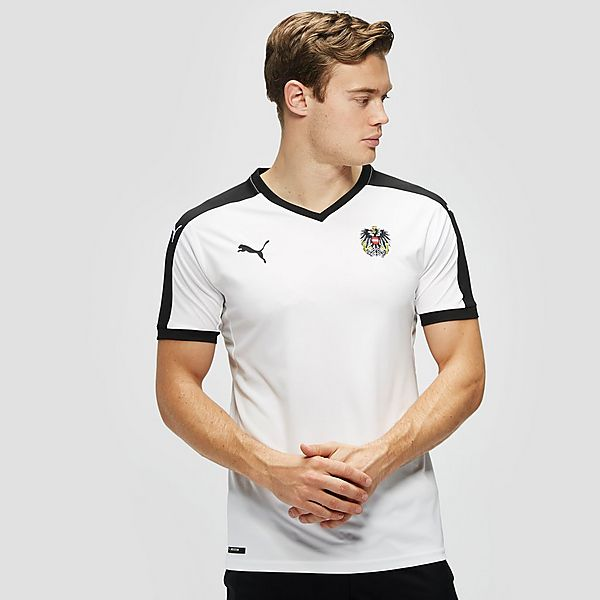 Puma Austria 2016 Away Replica Shirt