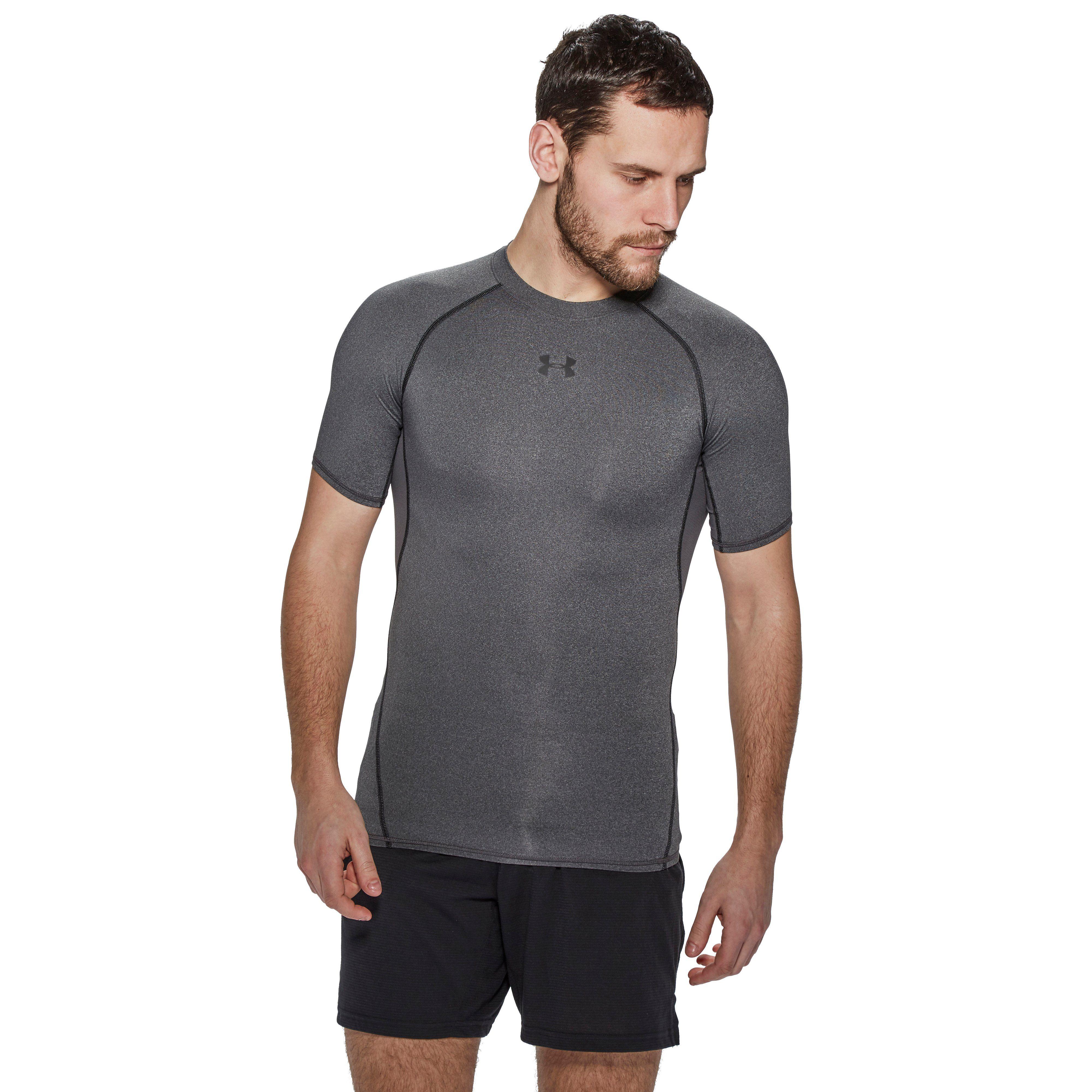 Under Armour HeatGear Armour Short Sleeve Compression Men's Shirt