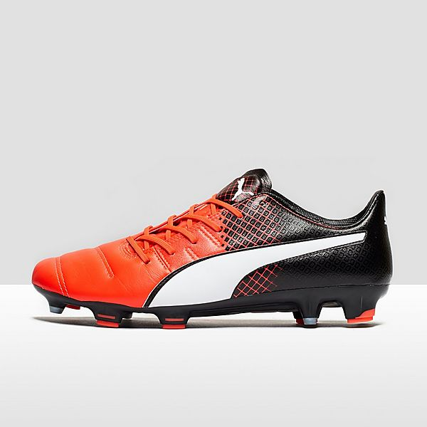 PUMA EVOPOWER 1.3 LEATHER FIRM GROUND FOOTBALL BOOTS  383514d7e