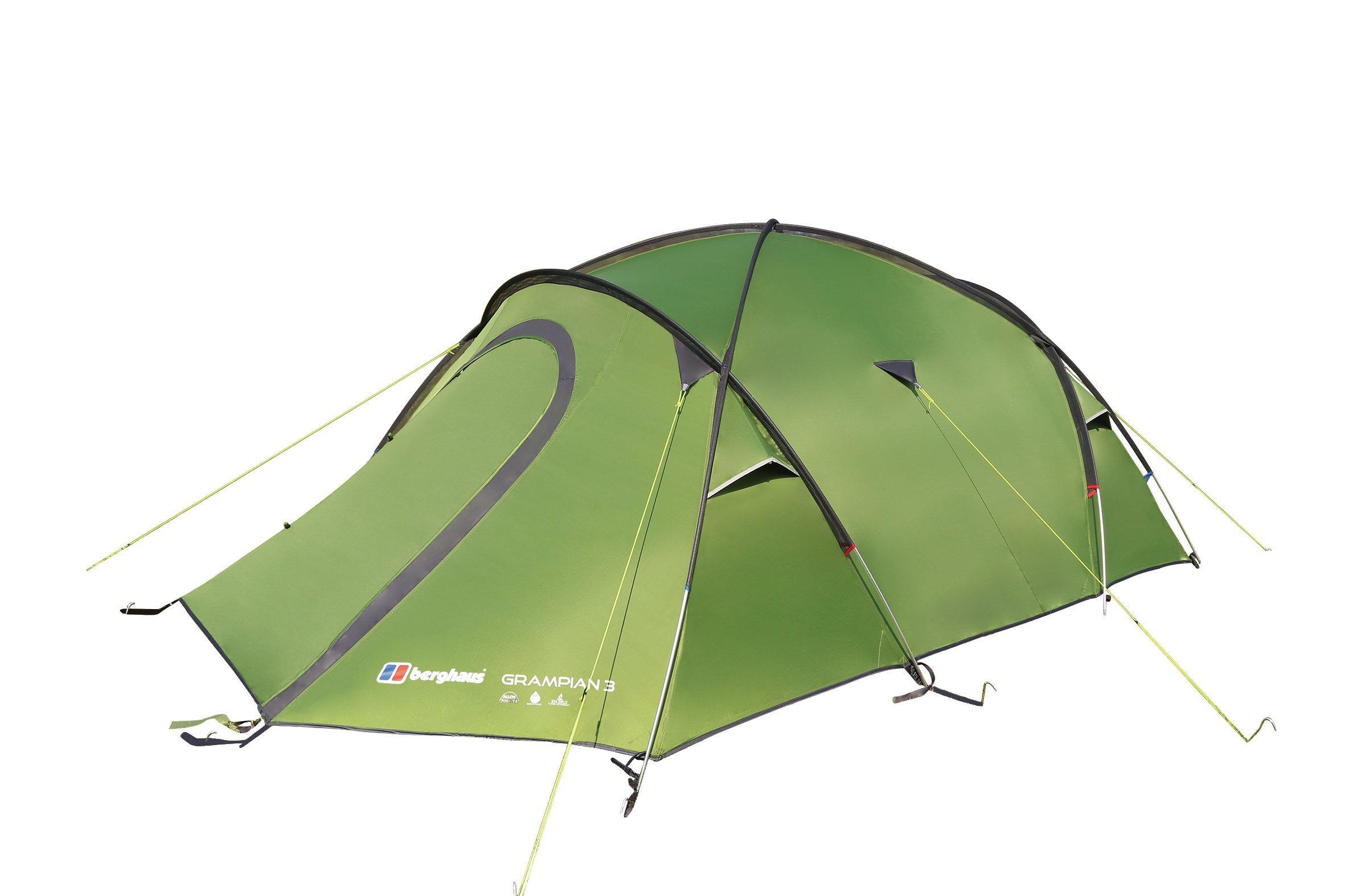 Berghaus Gr&ian 3- Man Tent  sc 1 st  Millet Sports & Berghaus Grampian 3- Man Tent | Millet Sports