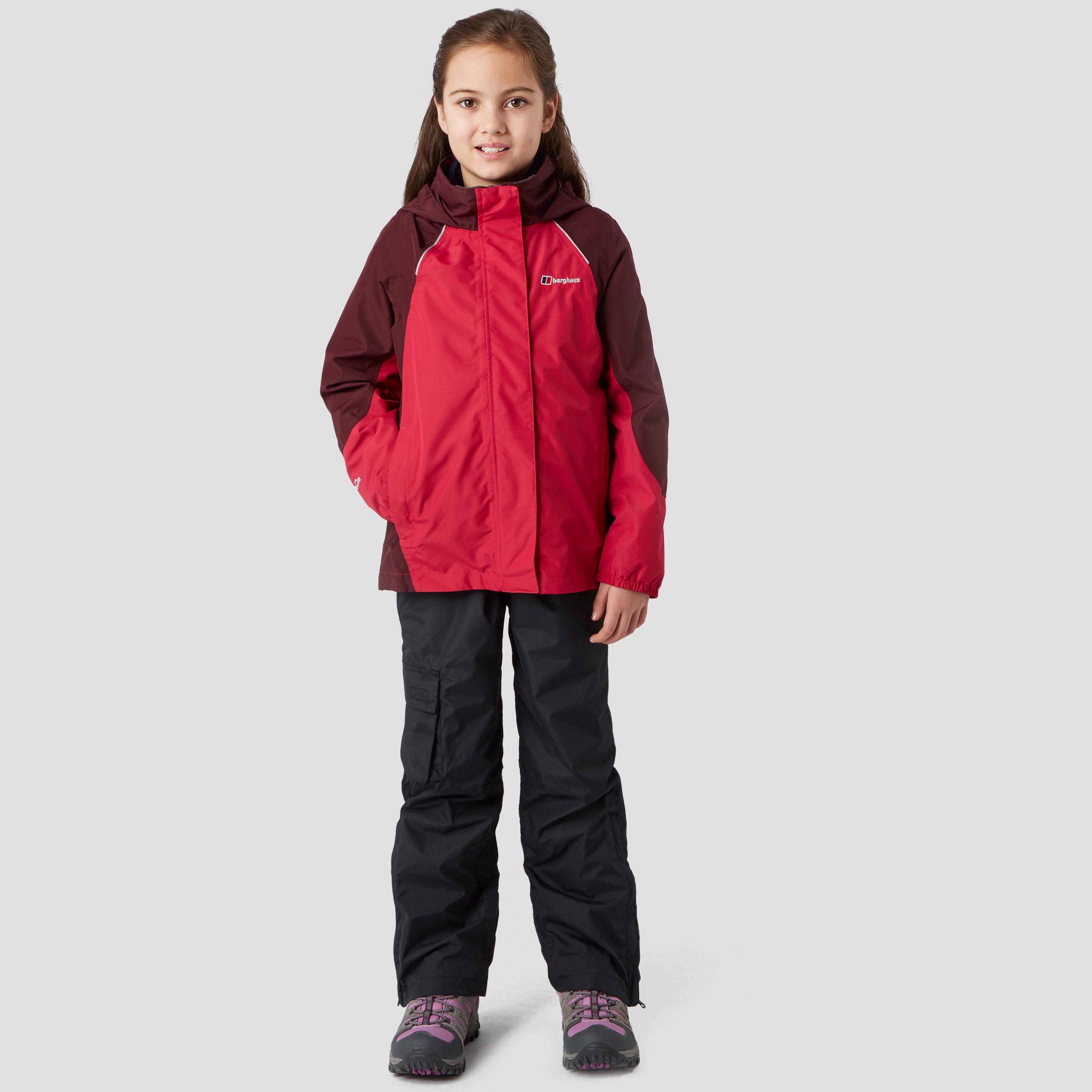 Berghaus Girl's Carrock 3 in 1 Jacket