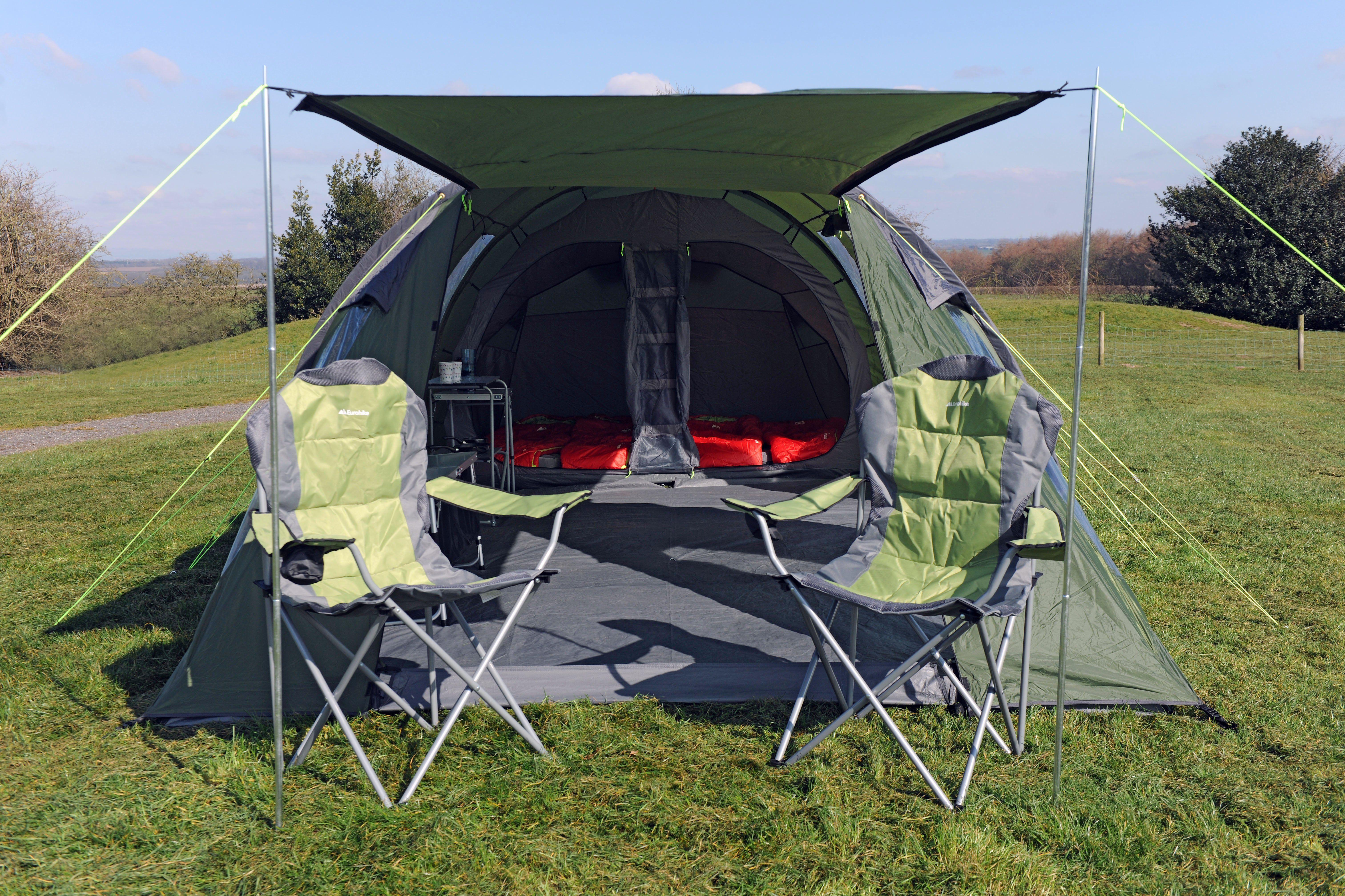 Eurohike Buckingham Classic 8 Person Tent