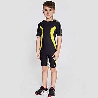 Skins Youth Short Sleeve Compression Top