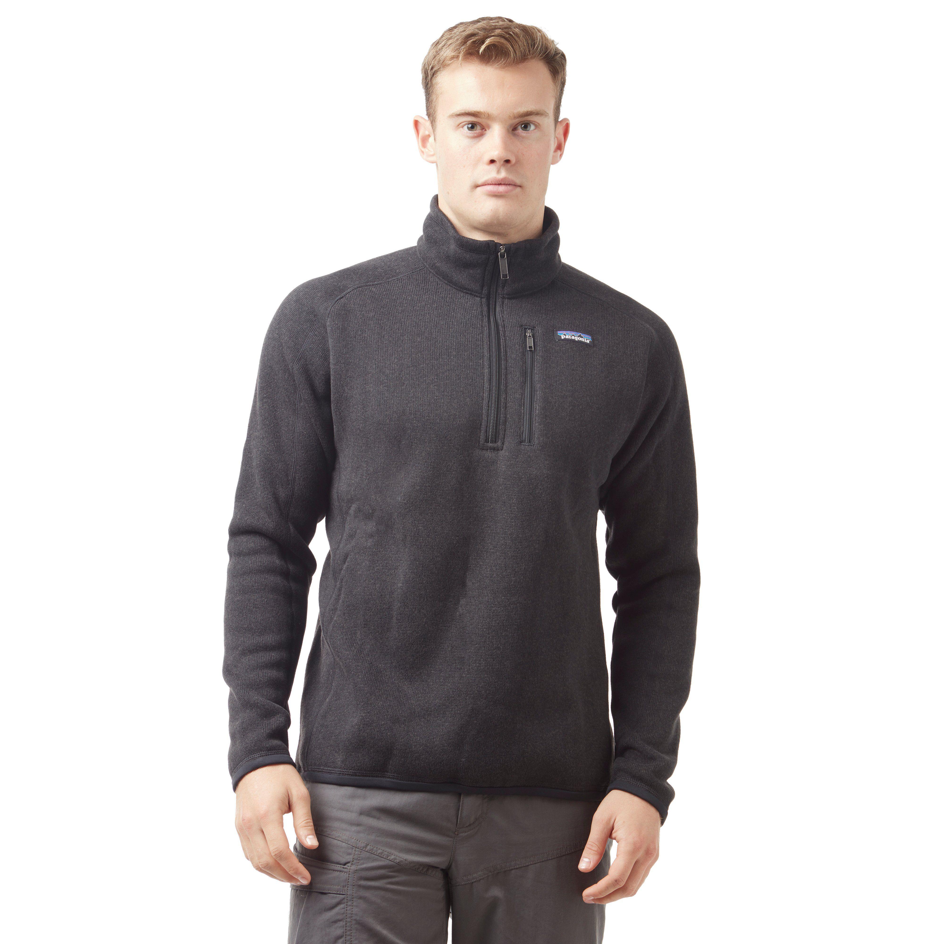 Patagonia Better Sweater 1/2 Zip Men's Jacket