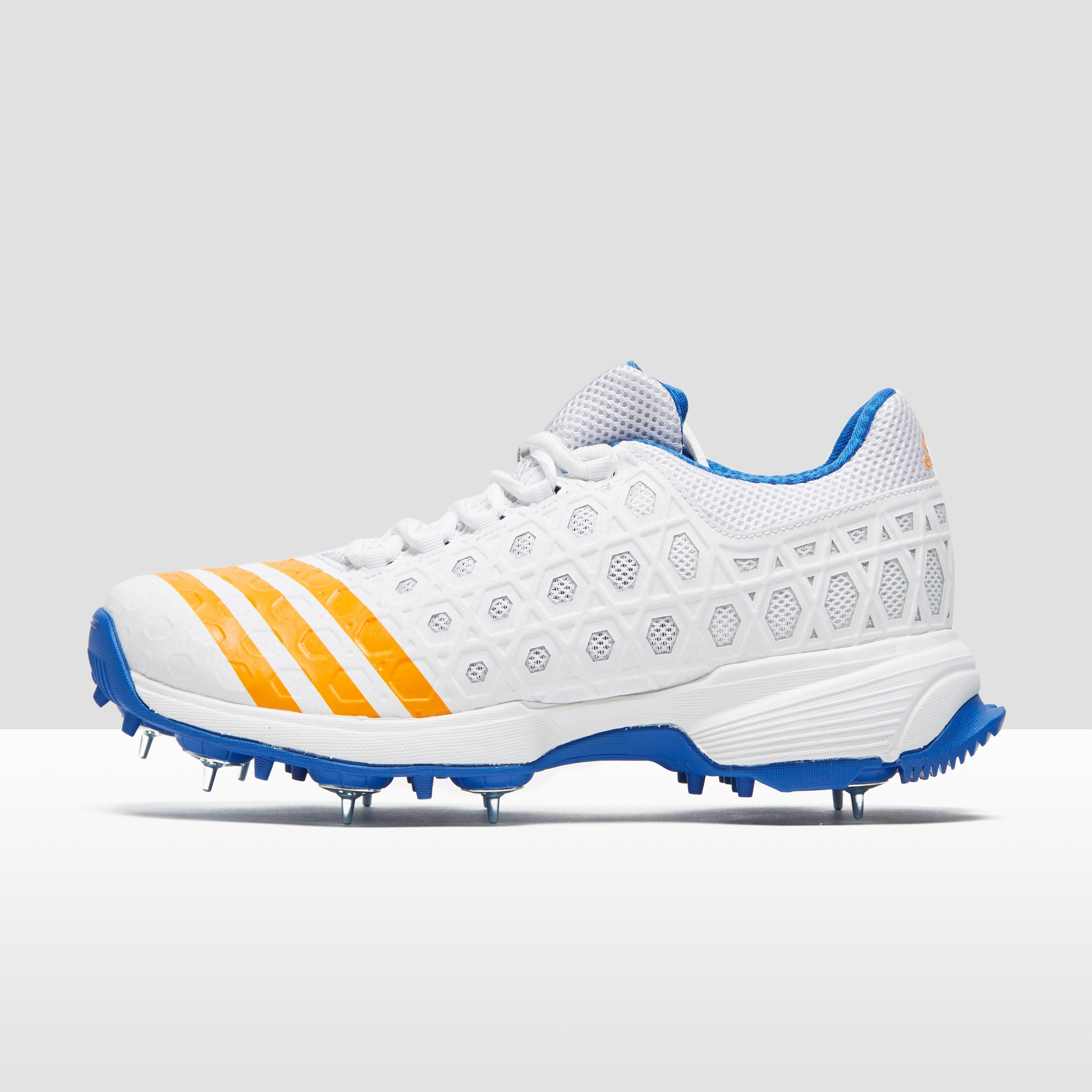 adidas Men's SL22 Full Spike II Cricket Shoes White