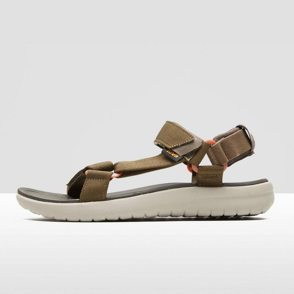 Teva Sanborn Universal Men's Sandals Brown - teva - ebay.co.uk