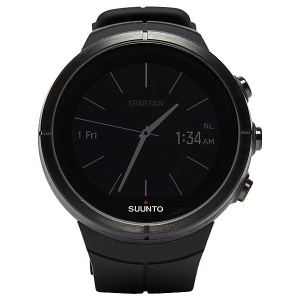 Suunto Spartan Ultra All Black Titanium GPS Multisport Watch