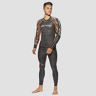 Orca RS1 Open Water Long Sleeve Men's Triathlon Top