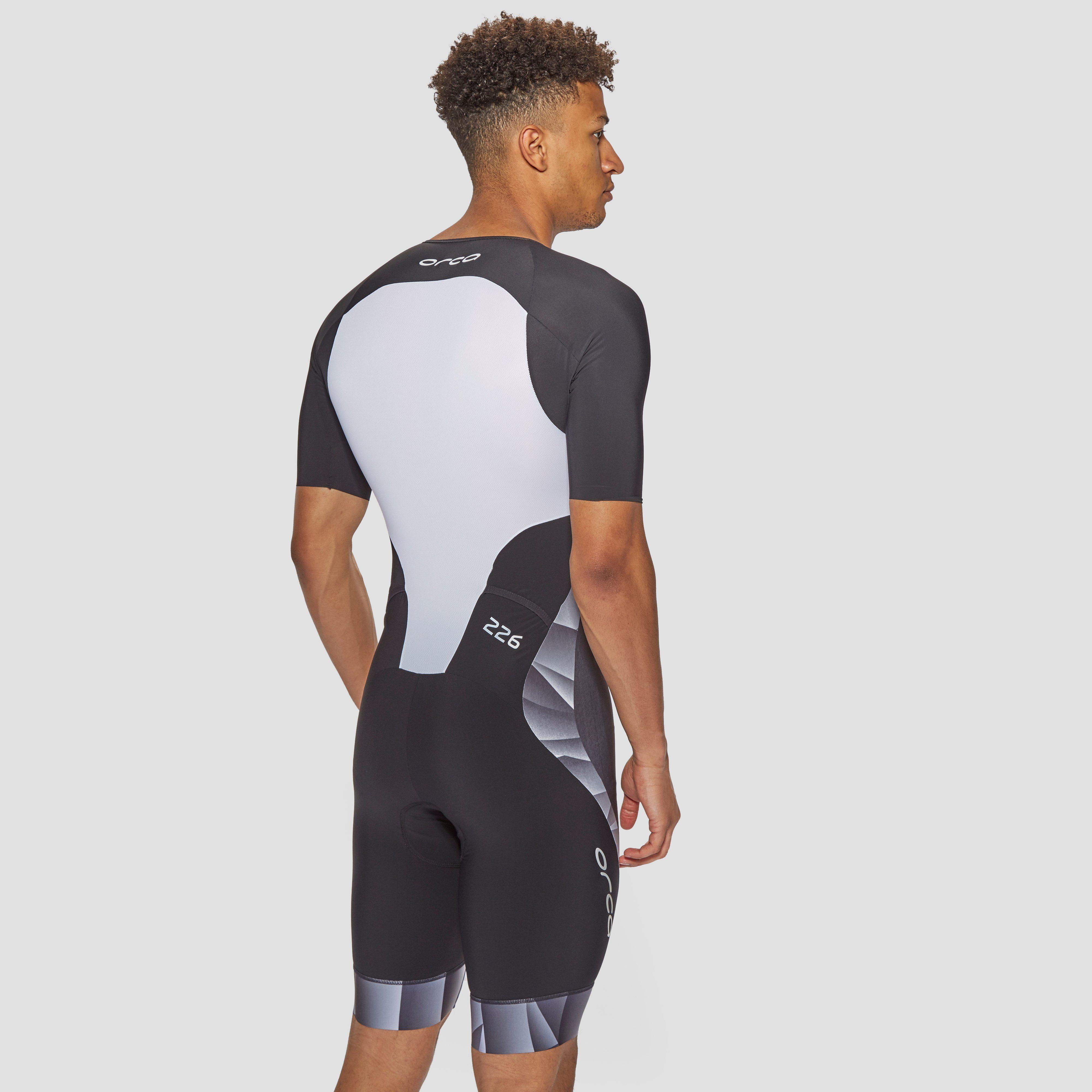 Orca Core Short Sleeve Men's Race Suit