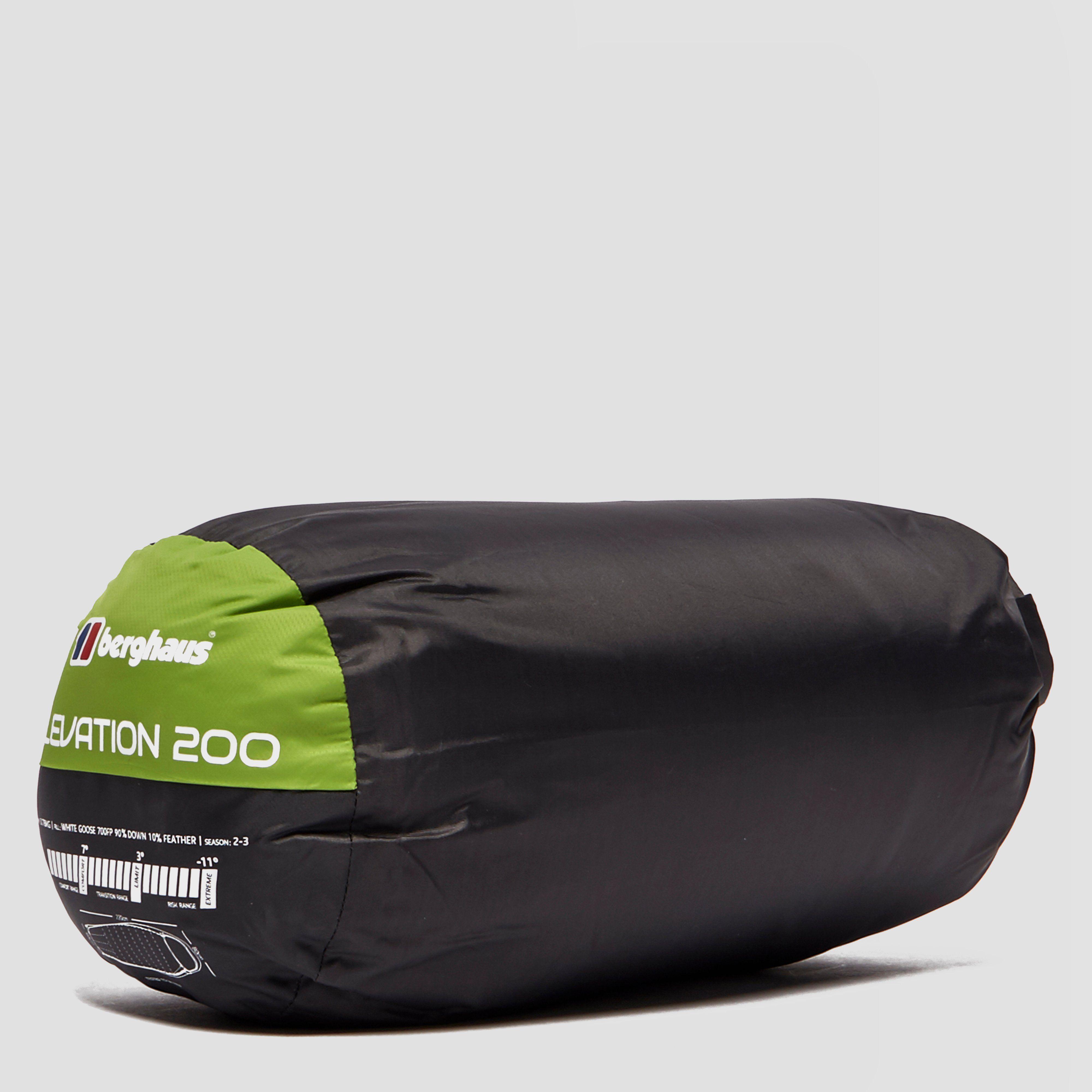 Berghaus Elevation 200 Sleeping Bag