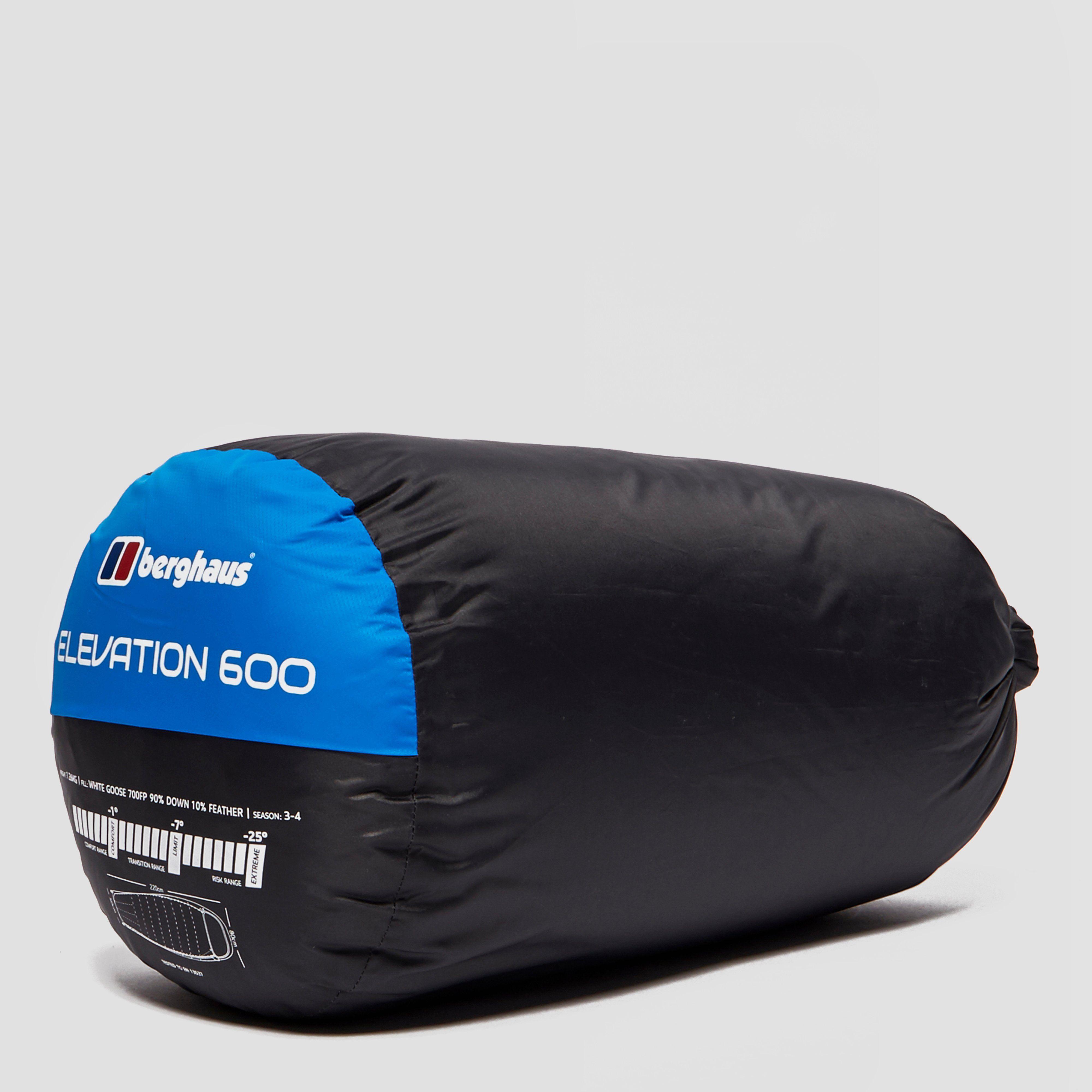 Berghaus Elevation 600 Sleeping Bag