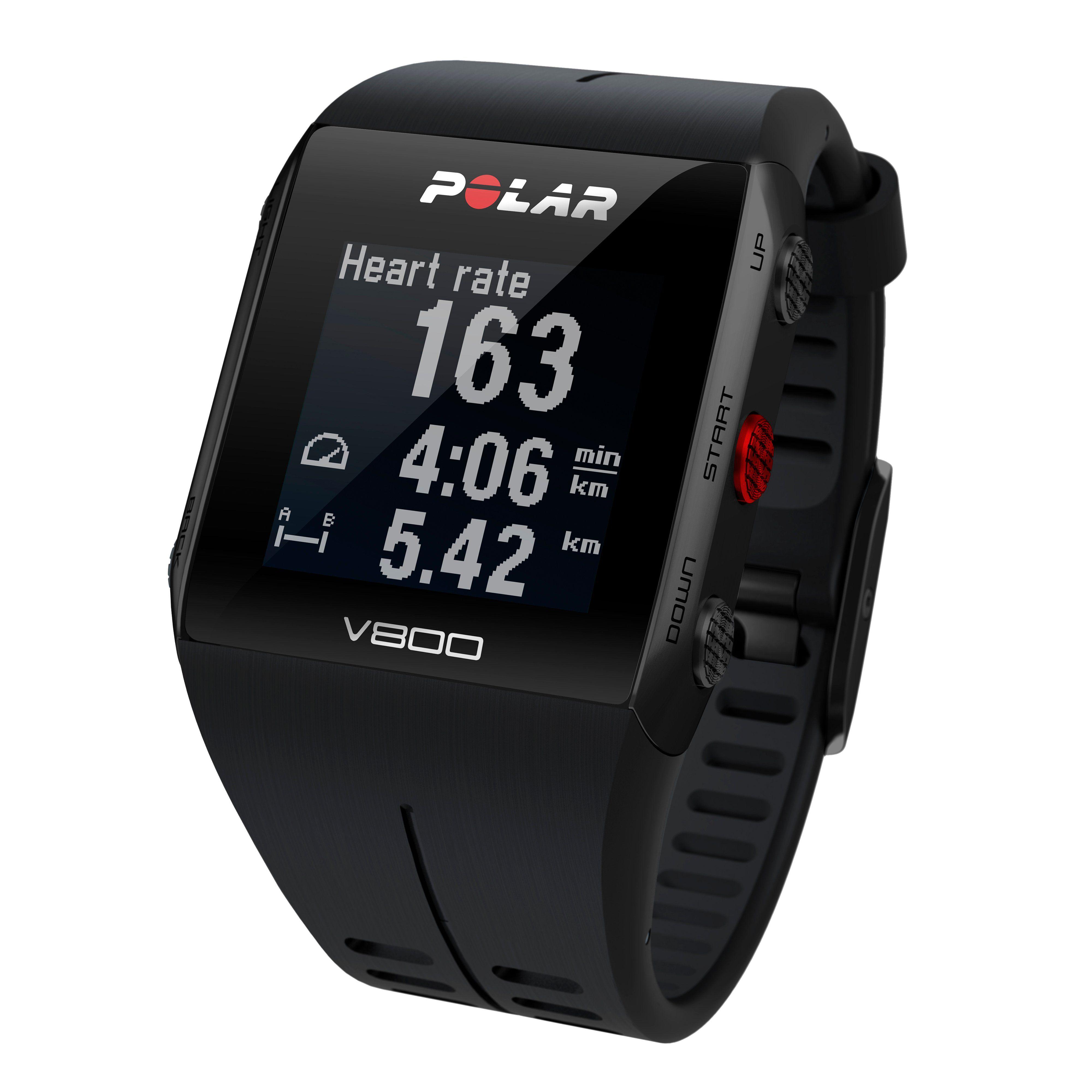 Polar V800 HR Multi-Sport Smart Watch