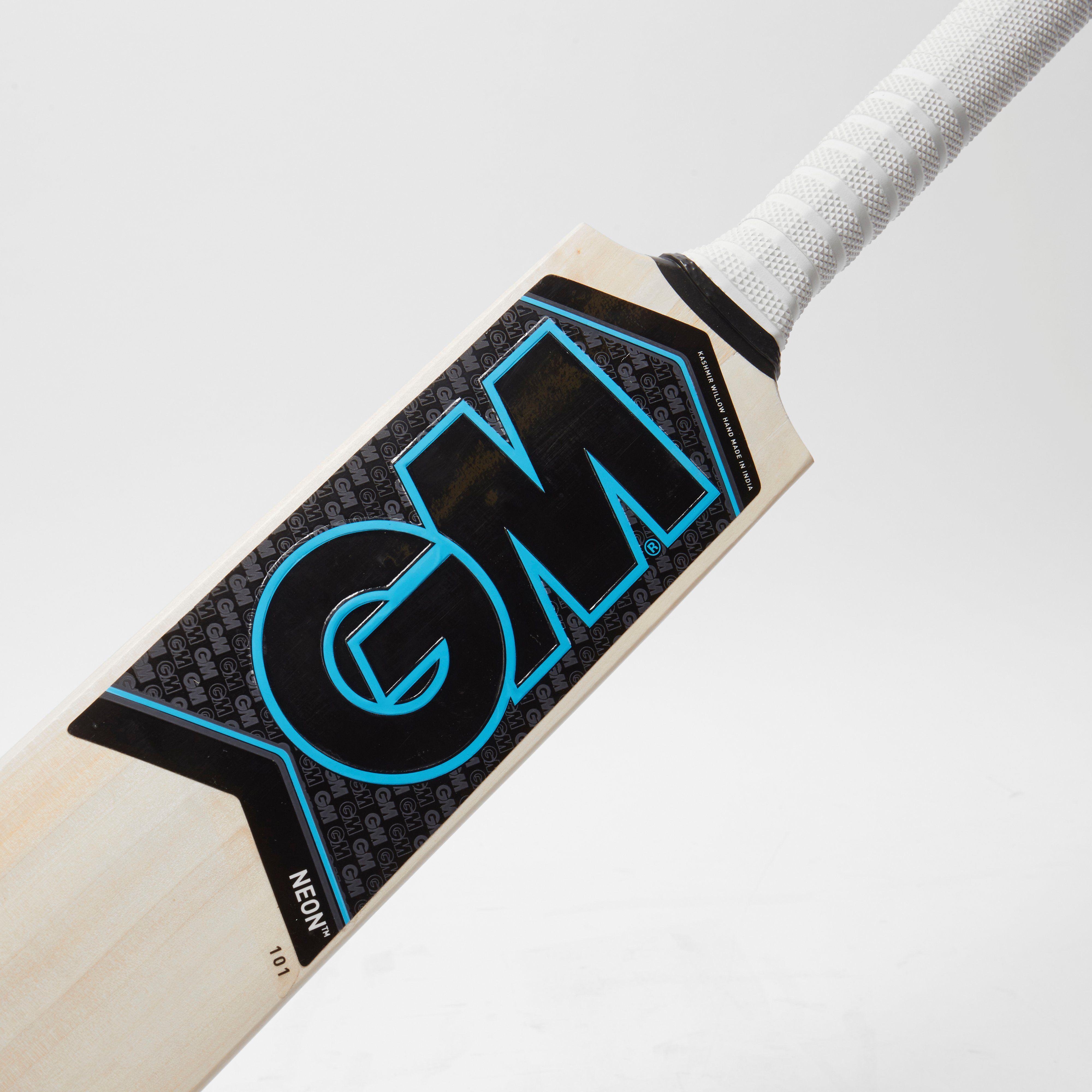 Gunn & Moore Neon 101 Kashmir Willow Junior Cricket Bat