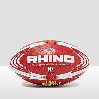 Rhino teamwear British & Irish Lions Supporters Mini Rugby Ball