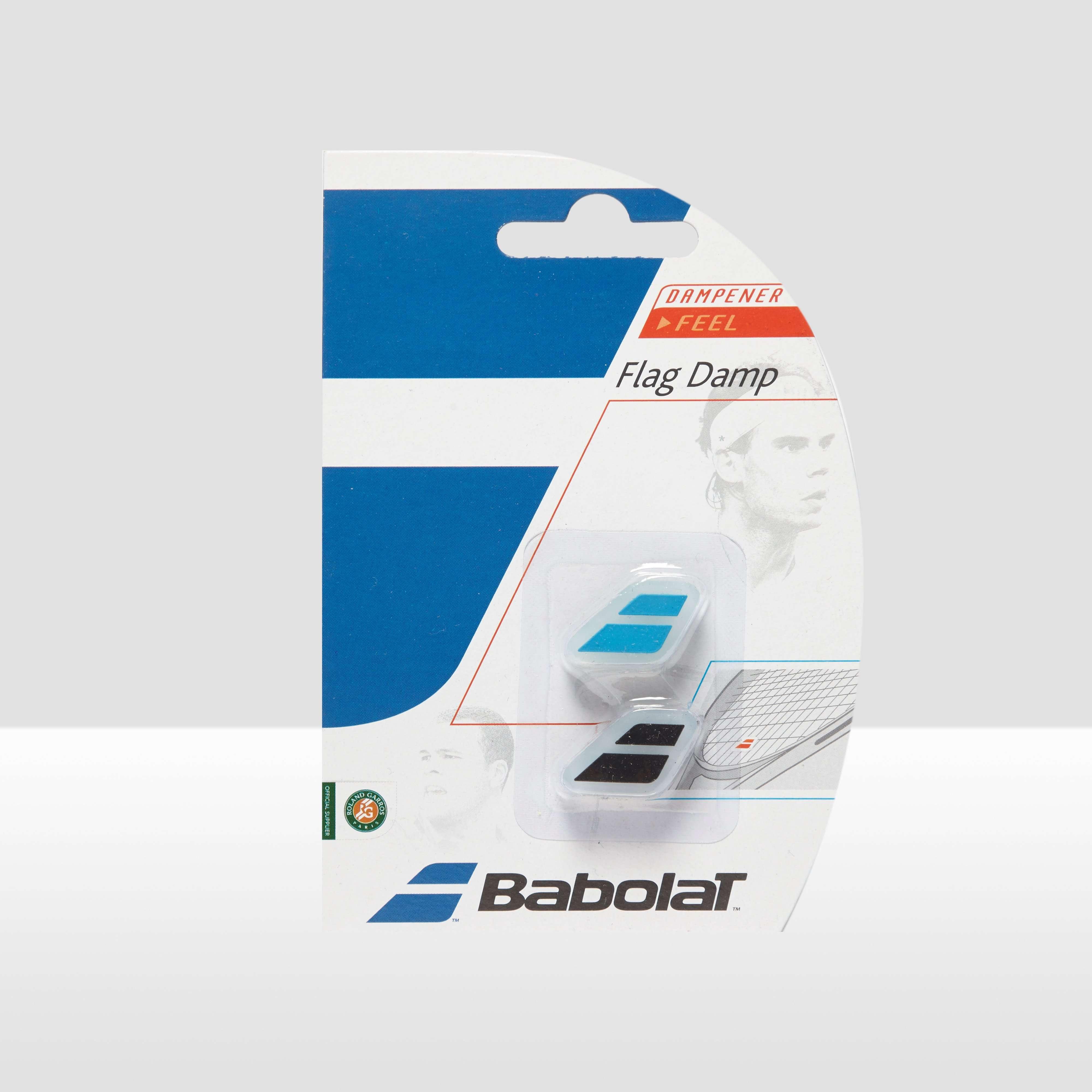 Babolat Flag Tennis Racket Dampener x2