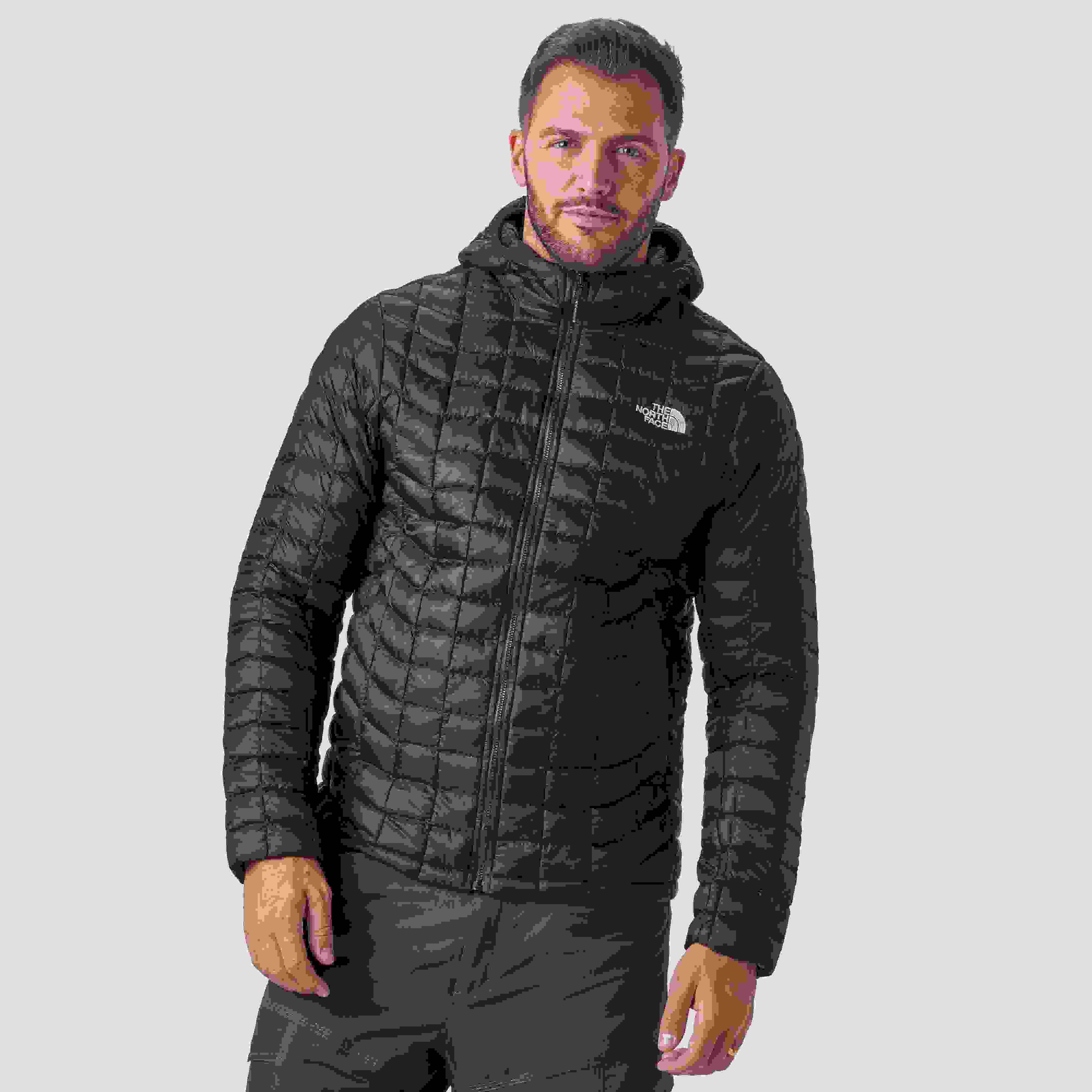 free shipping the north face thermoball hoodie jacket mens