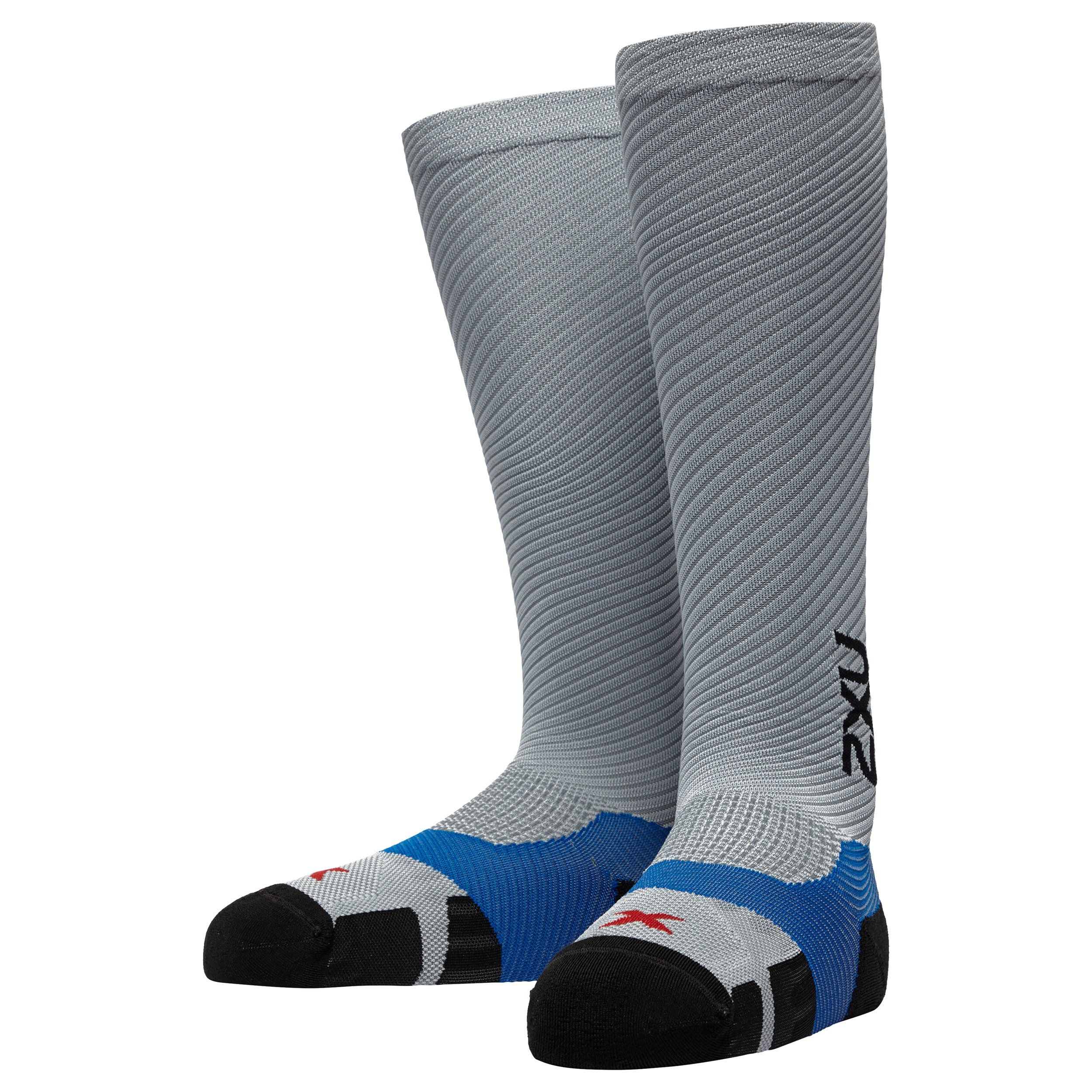 2XU 1 Pair Elite Lite X: Lock Compression Socks