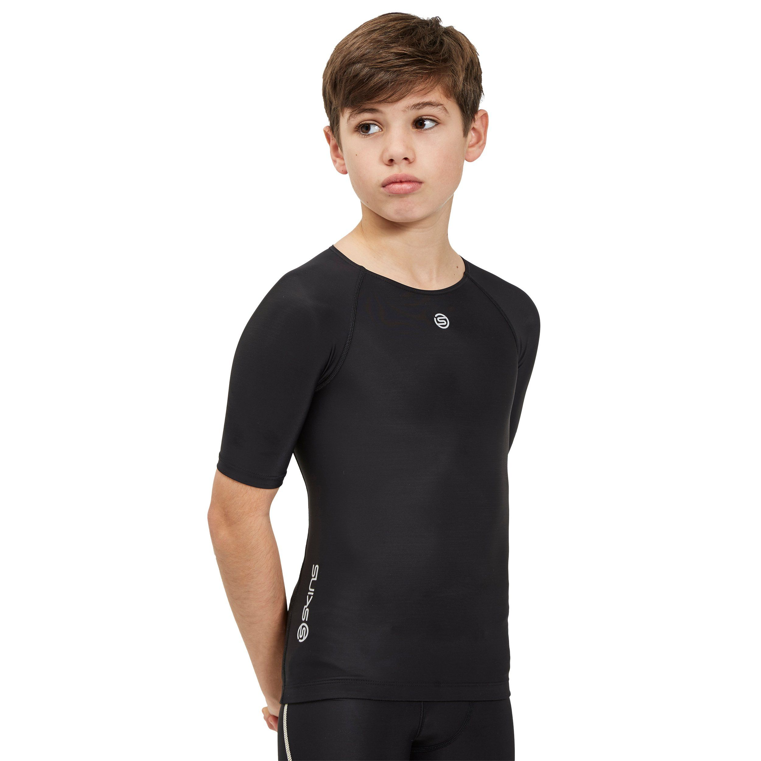 Skins DNAmic Team Junior Compression T-Shirt