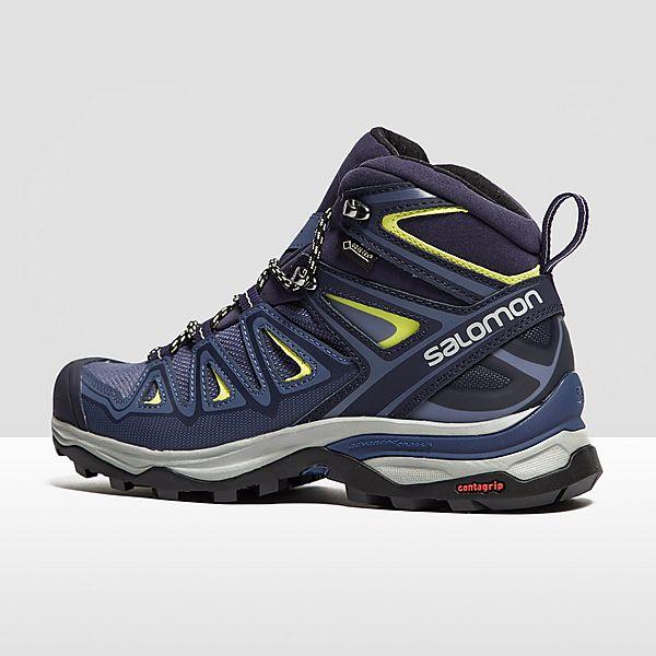 ce18b435c36 Salomon X Ultra 3 Mid GTX Women's Walking Boots | activinstinct