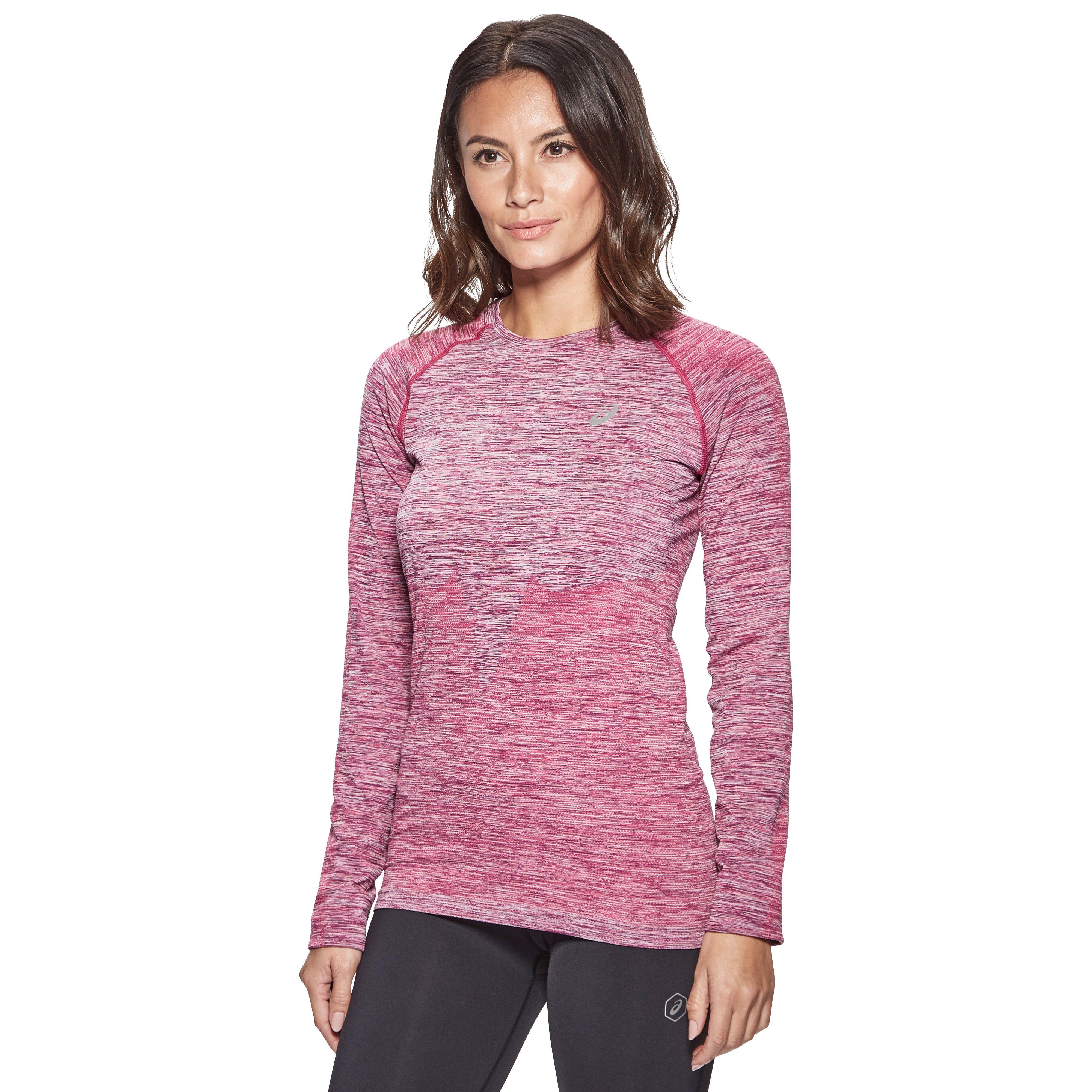 ASICS Seamless Women's Long Sleeve Running Top