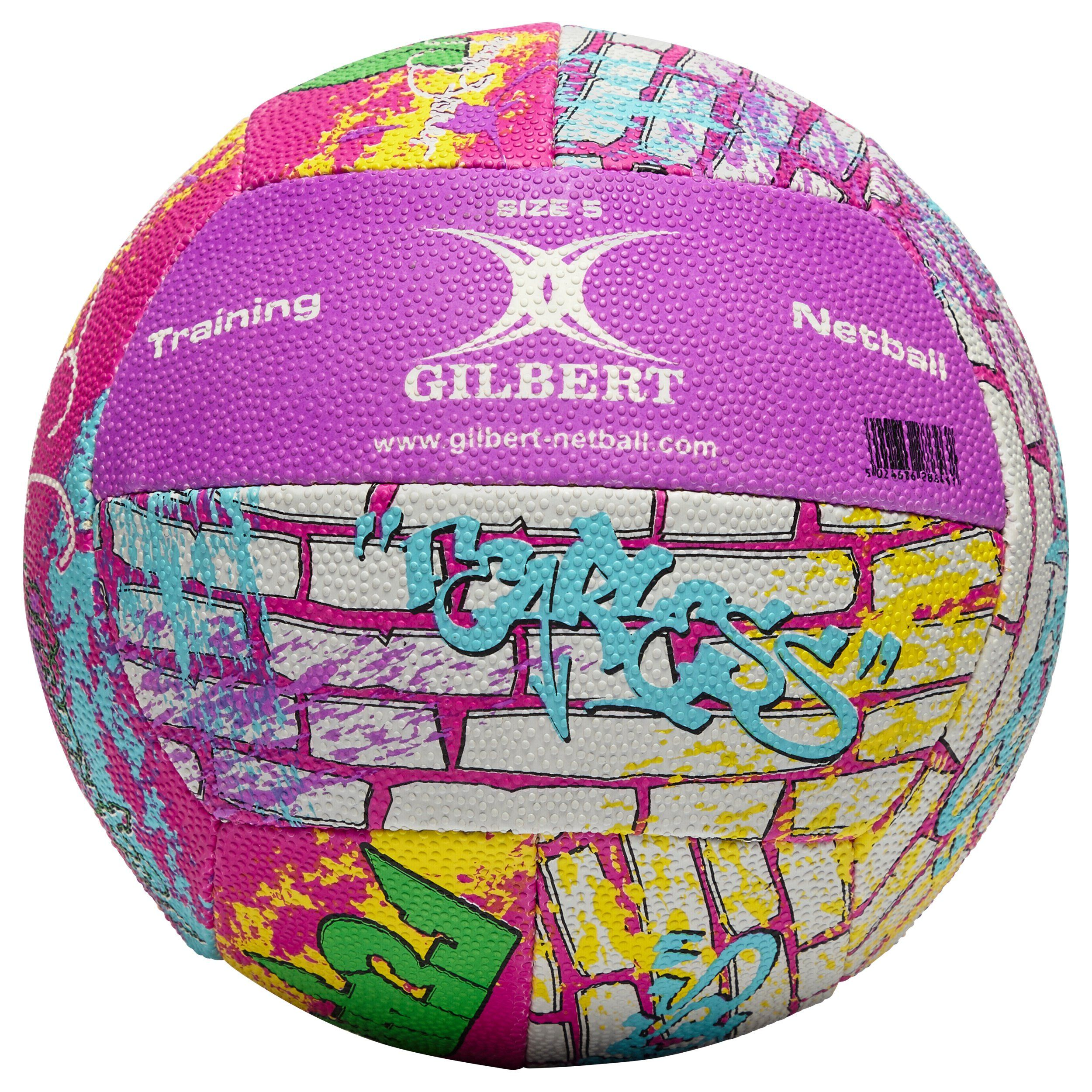 Gilbert George Fisher Signature Training Netball