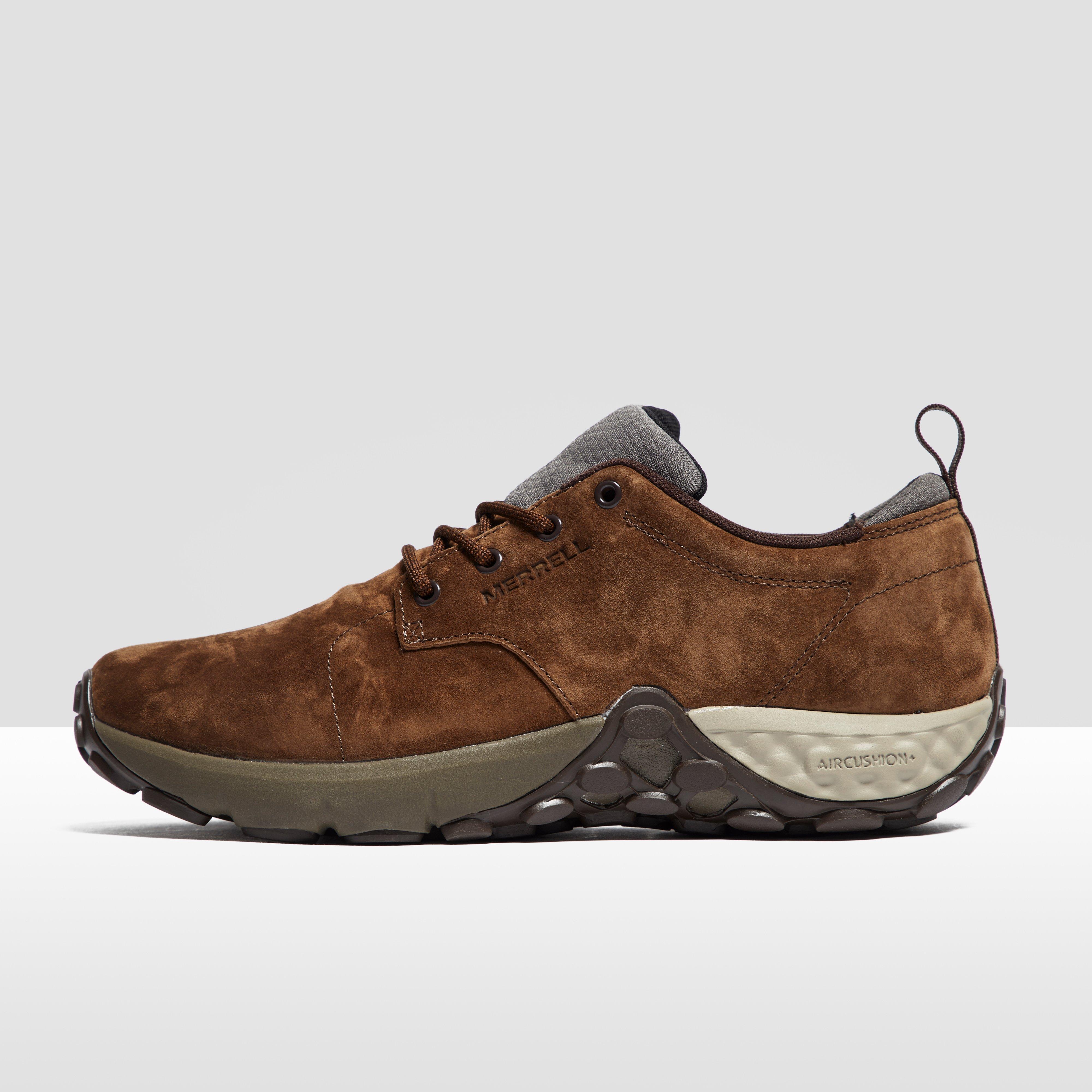 2c39a55f82ce5 Details about Merrell Jungle Lace Ac Men s Walking Shoes Brown