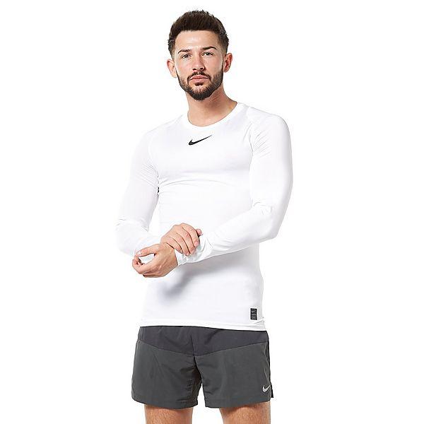61f5e4e6 Nike Pro Long Sleeve Men's Compression T-Shirt | activinstinct