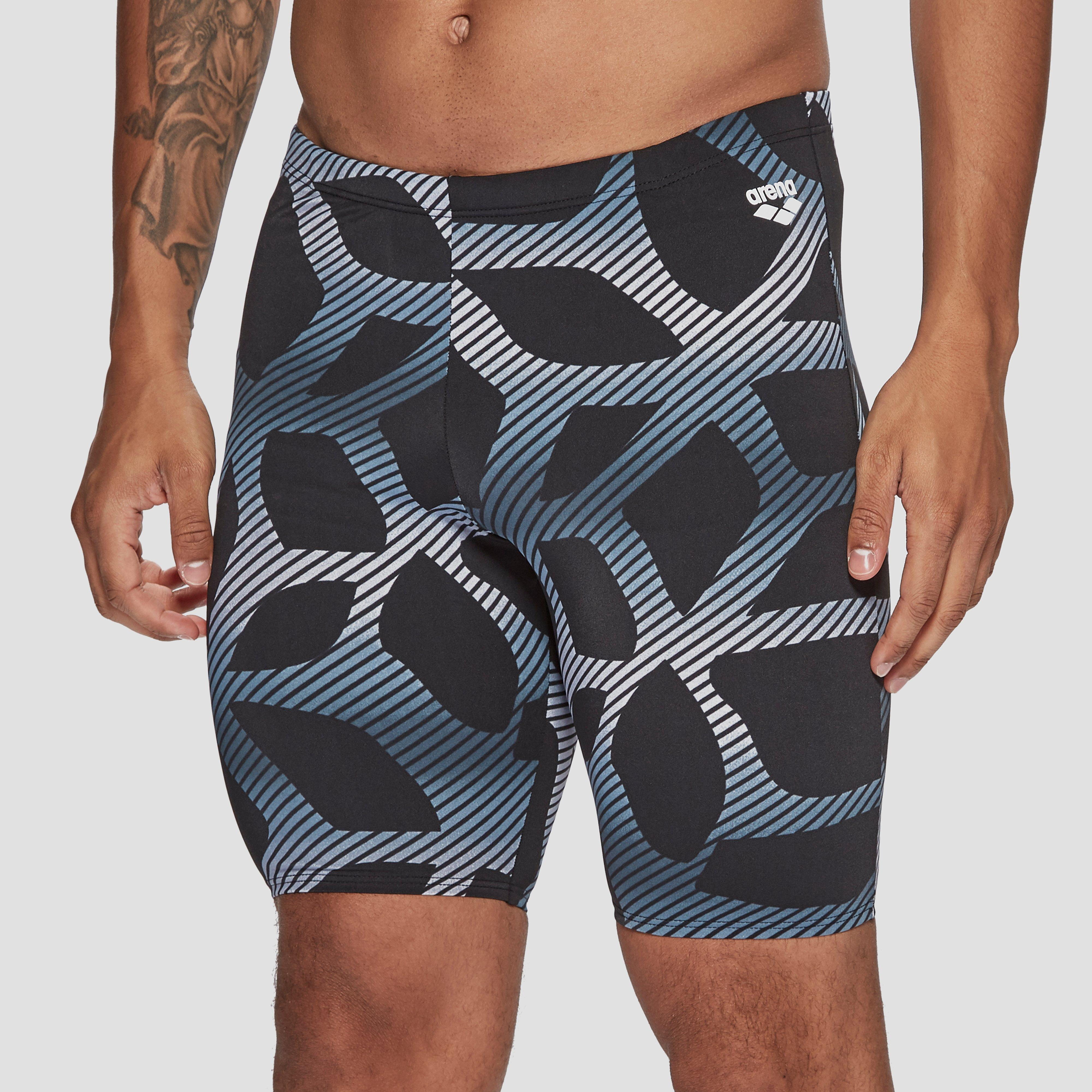 9a5af2be1d9 Details about Arena Spider Men's Swimming Jammers