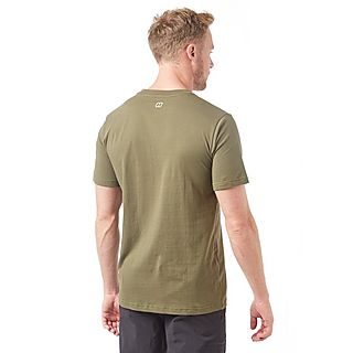 Berghaus Big Outline Men's Logo T-Shirt
