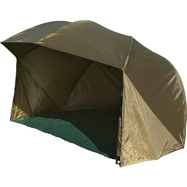 GREEN TFG 60 Inch Oval Brolly image 1