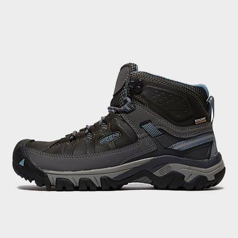 52ae5c5471315 ALCATRAZ Keen Women's' Targhee Mid III Waterproof Hiking Boots ...