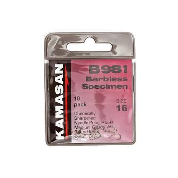 Pink Kamasan B981 Barbless Spec Size 20